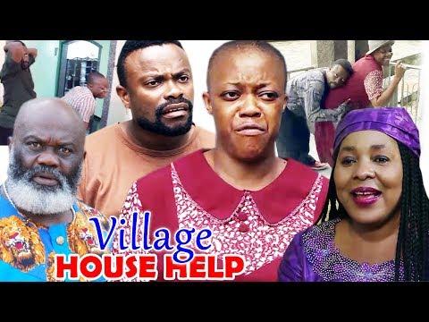 Village House  Help (New Movie) Season 3&4 - Eve Esin 2019 Latest Nigerian Nollywood Movie