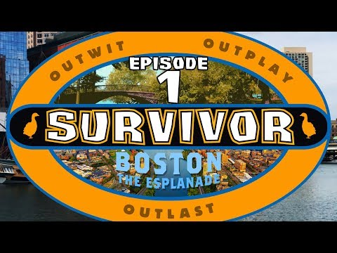 "Survivor Boston: The Esplanade - Episode 1 - ""The Honeymoon Phase"""