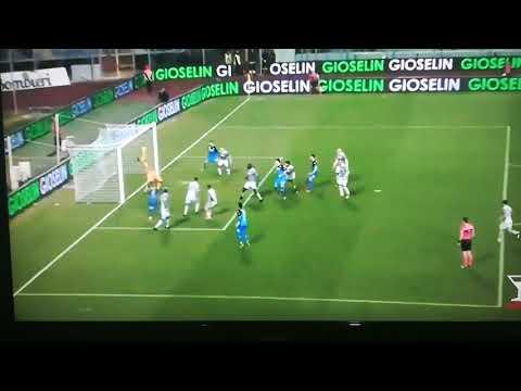 Empoli Vs Napoli 2-1 di Lorenzo gol highlights and goals #empoliNapoli