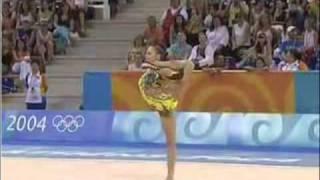 Rhythmic Gymnastics of Athens 2004 OG