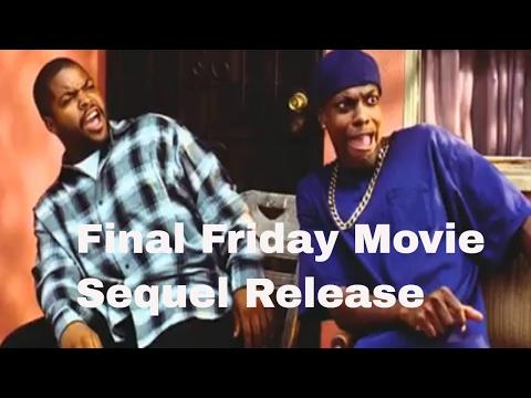 Ice Cube Friday Movie Sequel Announced Plus More