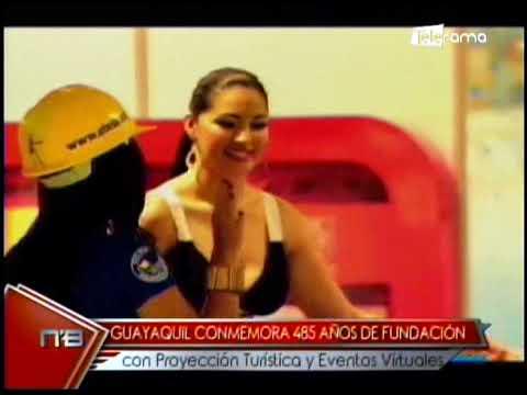 Guayaquil conmemora 485 años de fundación con proyección turística y eventos virtuales
