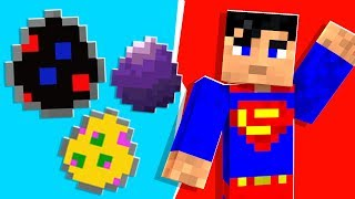 Minecraft - Using SUPERMAN To Fly To MARS In Crazycraft | JeromeASF