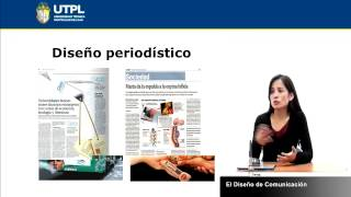 UTPL EL DISEÑO DE LA COMUNICACIÓN  [(COMUNICACIÓN SOCIAL)(MEDIOS IMPRESOS)]