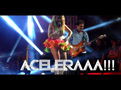 [HD] Acelerou | Banda Calypso em Itiúba/BA | 17FEV15