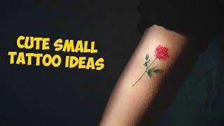 Video Cute And Beautiful Small Tattoo Ideas MP3, 3GP, MP4, WEBM, AVI, FLV Juni 2018