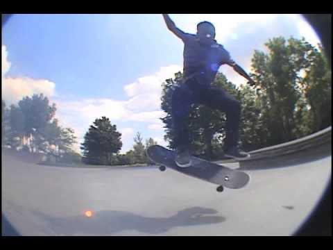 Ojibway Skate Plaza (Woodbury MN)