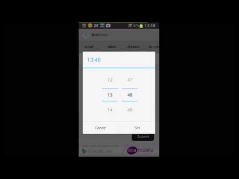 Video of Diet Timer Fast Way XXL ->Slim