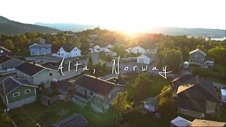 Alta Norway  City pictures : Alta, Norway - Summer 2016