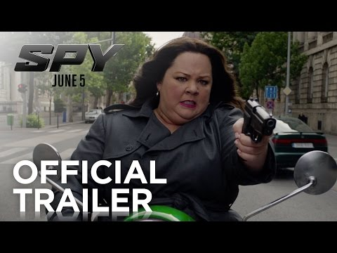 Spy | Official Trailer