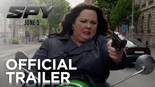 Spy   Official Trailer  Hd    20th Century Fox