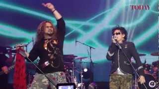 Nonton Double Trouble concert, Singapore Indoor Stadium, Oct 12, 2012 Film Subtitle Indonesia Streaming Movie Download