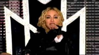 Video 1.Intro/Candy Factory & Candy Shop-MADONNA , Sticky and Sweet Tour MP3, 3GP, MP4, WEBM, AVI, FLV September 2018