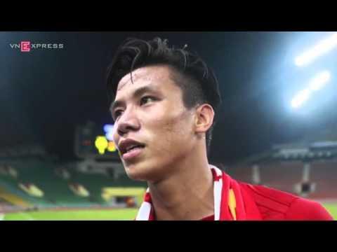 CĐV Việt Nam không chịu về sau chiến thắng của Olympic Việt Nam