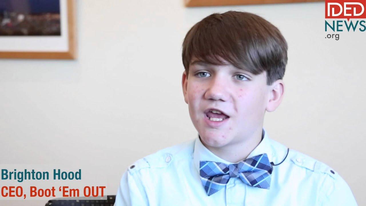 Young Meridian entrepreneur ready to make $1 million