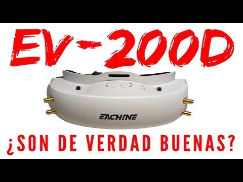 Eachine EV200D: me han convencido y confirman lo que esperaba