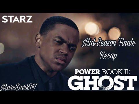 POWER BOOK II: GHOST EPISODE 5 MID-SEASON FINALE RECAP!!!