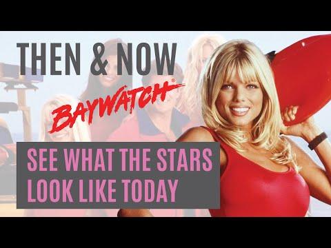 Baywatch Cast Then & Now (Original 1989 - 2001)
