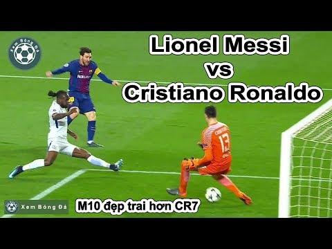 So sánh độ giàu có và đẹp trai giữa Lionel Messi vs Cristiano Ronaldo trong năm 2019 @ vcloz.com