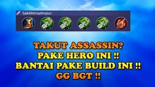 Video INI NIH BUILD GILA !! BUAT BANTAI PARA ASSASSIN !! MP3, 3GP, MP4, WEBM, AVI, FLV September 2018
