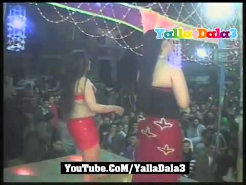 شقاوة ونانى احلى رقص شعبى ساخن قمة الاغراء والدلع فرح شعبى ساخن ومثير للكبار فقط 2014   Yalla Dala3 (видео)