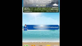 Unofficial Schalke 04 Widget YouTube-Video