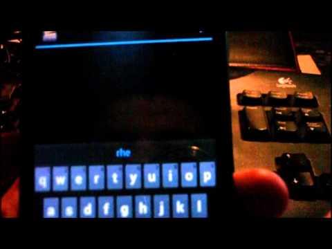 HD2 Android ROM: NexusHD2-IceCreamSandwich Beta1(Android 4.0.1) (AOSP ICS ROM for HD2)