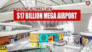 Inside the new (2020) DaXing Airport 大兴机场, BeiJing 北京