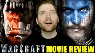 Warcraft - Movie Review by Chris Stuckmann
