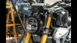 10. [BMS18] Details Honda CB150R Exmotion 2018, rival Yamaha M-Slaz, priced from $ 3,200