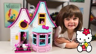 HUGE Hello Kitty Surprise House Kitty White Blind Bags Doll House Toys for Girls Kinder Playtime  Today on Kinder Playtime we are taking a look at an adorable Hello Kitty Surprise House filled with Surprise Toys!  Kitty White is in trouble!  Her house has been filled with tons of surprise toys and blind bags and she get back in!  Emily and mommy help her get her surprise house back by opening all the surprise toys and blind bags inside!  Yay!  They save Hello Kitty!Surprise toys featured in this video include:Hello Kitty Doll House PlaysetHello Kitty Series 1 Blind BagsShopkins Season 6 & 7 Surprise EggsWhisker Haven Palace Pets Blind BagLittlest Pet Shop Fashems Surprise EggFlipaZoo Blind BagsSurprizamals Surprise EggLalaloopsy Minis Surprise EggsDisney Princess Series 7 Figural Keyring Blind BagsPuppy in my Pocket Surprise EggsDisney TSUM TSUM Series 4 Blind bagsMore Fun Toy Videos by Kinder Playtime!HUGE Num Noms Surprise Eggs Opening Toy Party Fun Cute Toys for Girls Kinder Playtimehttps://www.youtube.com/watch?v=BMgfFC9-W0wSurprise Kinder Playtime Playhouse Fun Kids Play on Swings Lots of Slides Friend Party Swingsethttps://www.youtube.com/watch?v=ljVcsoK-NCYHUGE Elena of Avalor Surprise Present Blind Bags Disney Princess Toys for Girls Kinder Playtimehttps://www.youtube.com/watch?v=zdk0LcYagRIHUGE Shopkins Surprise Present Season 7 Surprise Eggs Blind Bags Toys for Girls Kinder Playtimehttps://www.youtube.com/watch?v=r5VlShZf85gHUGE Disney Princess Surprise Present Blind Bags My Little Pony Toys for Girls Kinder Playtimehttps://www.youtube.com/watch?v=HzUnGE-9IRkHUGE Peppa Pig Surprise Present Blind Bags My Little Pony Toys for Girls Kinder Playtimehttps://www.youtube.com/watch?v=hP_MAGJT0qgHUGE Elsa Frozen Surprise Present from Santa Claus Christmas Girl Toys Blind Bags Kinder Playtimehttps://www.youtube.com/watch?v=0YLB6YmQSl4HUGE Christmas Stocking Surprise Toys Shimmer and Shine My Little Pony Girls Toys Kinder Playtimehttps://www.youtube.com/watch?v=5VyhTJPAbPsHUGE Surprise Penguin Slide Surprise Eggs Toys for Girls Trolls My Little Pony Kinder Playtimehttps://www.youtube.com/watch?v=-_gzl6LeWlQHUGE Frozen Surprise Bucket Disney Princess Surprise Toys for Girls Hatchimals Kinder Playtimehttps://www.youtube.com/watch?v=I7U6RRUdD0sHUGE Trolls Movie Surprise Car Toy Surprise Eggs Girl Toys Slime Baff Dreamworks Kinder Playtimehttps://www.youtube.com/watch?v=DCwWMPH9daoHUGE Shimmer and Shine Magic Surprise Toy Chest My Little Pony Shopkins Frozen Kinder Playtimehttps://www.youtube.com/watch?v=YoSO3TJ-4AEHUGE FINDING DORY SURPRISE POOL Toy Surprise Eggs Disney Toys Boy Toys Girl Toys Kinder Playtimehttps://www.youtube.com/watch?v=dJV9lkevzgoHuge Mashems & Fashems Surprise Toy Finding Dory Ninja Turtles Batman Paw Patrol MLP Kinder Playtimehttps://www.youtube.com/watch?v=I3nj3BCvjxoHUGE Finding Dory Surprise Box & Toy Bag Elmo Toys Shopkins Blind Bags Disney Toys Kinder Playtimehttps://www.youtube.com/watch?v=W0g7IPl3nHoFrozen Surprise Wagon My Little Pony Shopkins Funko Mystery Blind Bags Disney Toys Kinder Playtimehttps://www.youtube.com/watch?v=q-XhzJxKw2gHUGE Pink Girl Surprise Egg Surprise Toys Bunny Surprise Toy Shopkins My Little Pony Kinder Playtimehttps://www.youtube.com/watch?v=Gq67sl876LEHUGE Neon Star Surprise Toys Suitcase Shopkins Barbie Disney Unicorno Fun Girls Toys Kinder Playtimehttps://www.youtube.com/watch?v=kghBHl6M9toHUGE Frozen Backpack Surprise Toys Disney Princess Elsa Anna Fashems My Little Pony Kinder Playtimehttps://www.youtube.com/watch?v=eLU294A23Cw