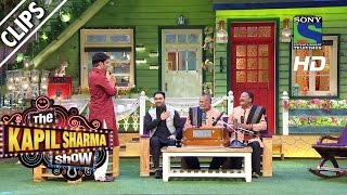 Kapil Welcomes Wadali Brothers to the show - The Kapil Sharma Show -Episode 22 - 3rd July 2016