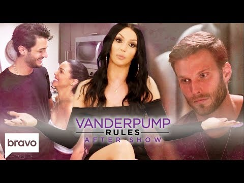 Scheana Shay Reveals The Truth About Her & Adam Spott | Vanderpump Rules After Show (s7 Ep20)