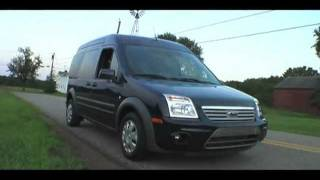 2011 Ford Transit Connect Review / Test Drive = MPGomatic