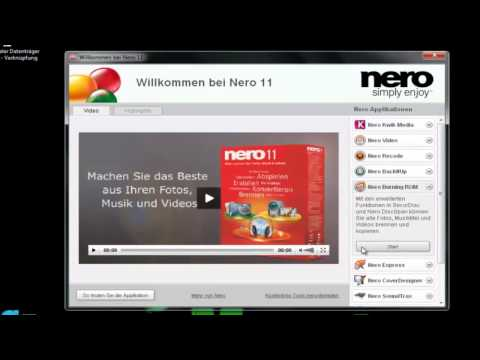 Nero 11 I CD/DVD Brennsoftware I Softwaremonster.com
