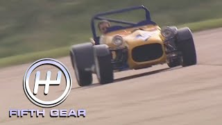 Tiff breaks the 0-60mph world record | Fifth Gear Classic by Fifth Gear