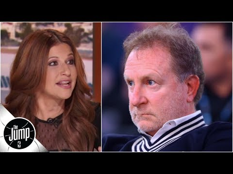 Video: Rachel Nichols goes off on Suns' arena deal in Phoenix | The Jump