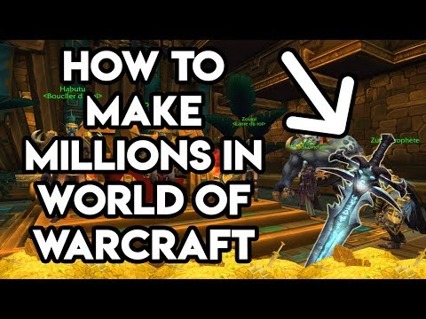 World Of Warcraft Gold Farm Make 1,000,000's With This Spot