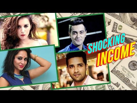 SHOCKING SALARY & NET WORTH Of Bigg Boss 11 Conets
