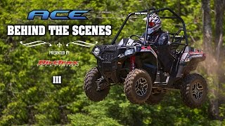 10. Behind The Scenes of Polaris ACE 570 - CAPABLE