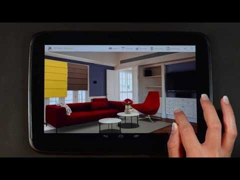 Video of Homestyler Interior Design