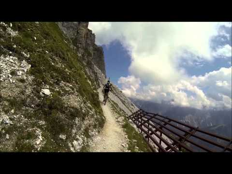 Alp-Bikers Stubai 2015 (видео)