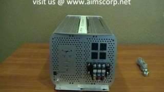 http://www.aimscorp.net/8000_Watt_Power_Inverter_12_volt-SKU4/ This monster power inverter can handle almost any application. This AIMS 8000 Watt Power Inver...