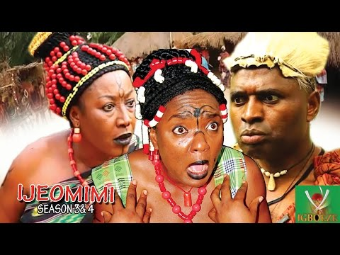 Ijeomimi Season 3&4 -  2018 Latest Nigerian Nollywood Igbo Movie Full HD