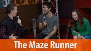 Cast of The Maze Runner Part 1 - The Kidd Kraddick Morning Show