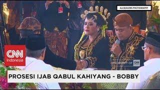 Video Sah! Kahiyang - Bobby Resmi Menjadi Suami Istri MP3, 3GP, MP4, WEBM, AVI, FLV Juni 2018