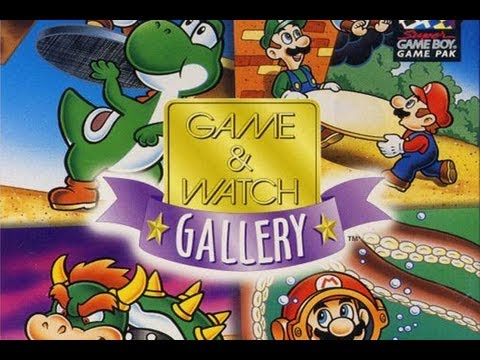 game & watch galerie 2 game boy color
