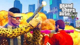 GTA 5 funny moments & GTA 5 funny clips from the epic GTA 5 Bounty Hunter livestream! ▻ Previous GTA 5 Funny Moments ...