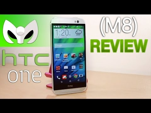 HTC ONE M8 Review (MarcianoStyle)