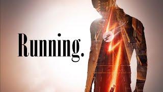 The Flash ⚡ Running